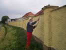 Nástřik zdi - Airless technologie