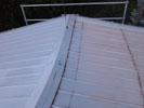Nástřik hliníkové střechy - Airless technologie